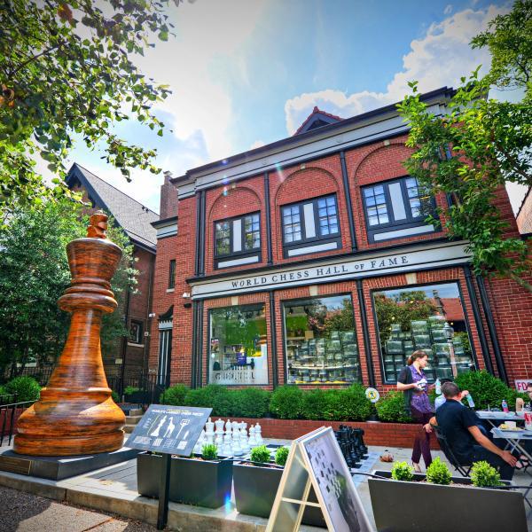 chess hall of fame