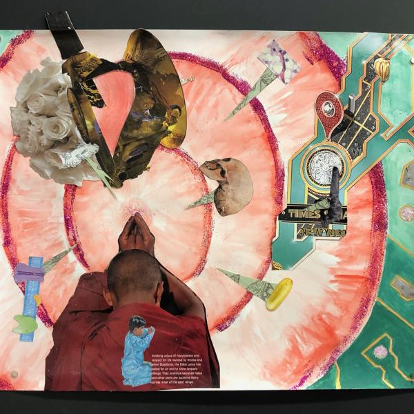 Summer Spotlight: Contemporary Collage